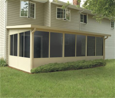 outdoor room enclosures screen rooms for central and south