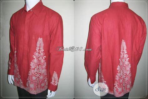 Rok Panjang Anak Rsb Kj 1214 kemeja batik muslim model dan motif terbaru simple sederhana elegan lp427bt xl toko batik
