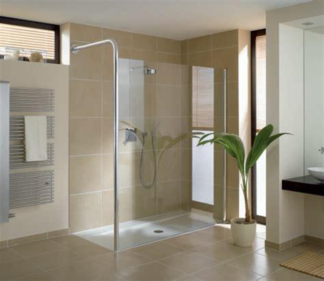dusche gestalten ebenerdige dusche 23 aktuelle bilder archzine net