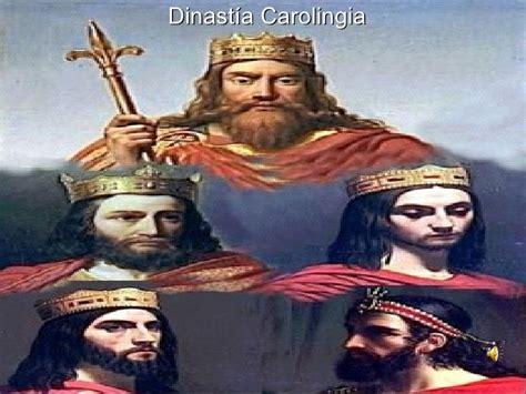 la dinasta del diente la dinast 205 a carolingia