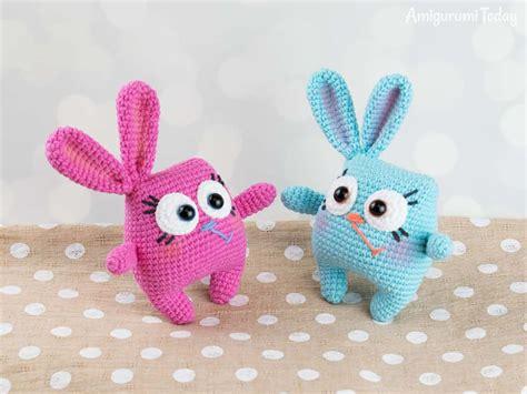 easter crochet easter bunny amigurumi pattern luz patterns easter bunny amigurumi pattern amigurumi today