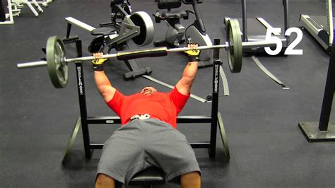 bench press record video nfl combine bench press record youtube
