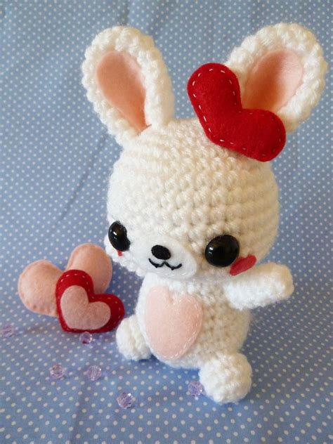 amigurumi rabbit rabbit amigurumi by cuteamigurumi on deviantart