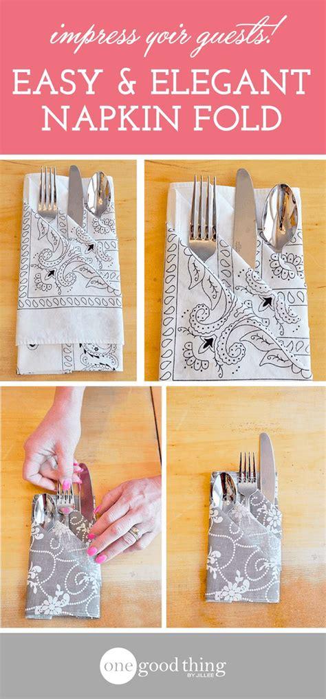 quick fold best 25 folding napkins ideas on pinterest napkin