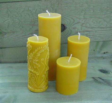 make candles pure bees wax candles