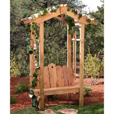 garden arch plans pictures of arbors with plans an arbor for you