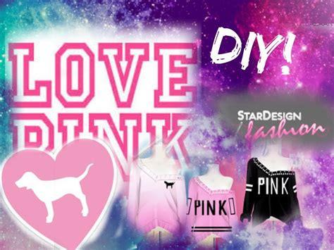 Make Secret Pink Sr secret pink clothing diy stardoll tutorial