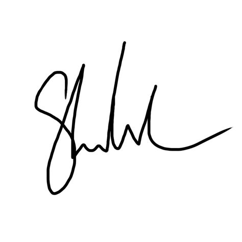 Did You Fact On Fendis Signature by Shawn Mendes Signature Black On White Shawn Raul