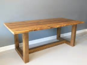 Handmade Wood Dining Tables 7 Reclaimed Handmade Wood Dining Table Makers You Should About