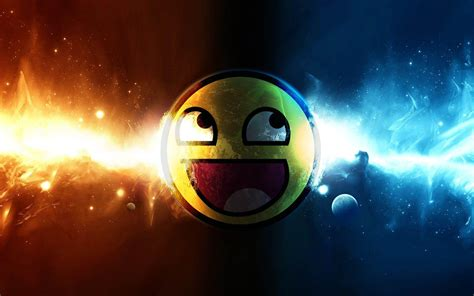 awesome wallpapers awesome smiley face wallpapers wallpaper cave
