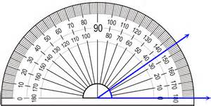 Draw With Measurements Online measuring angles with a protractor lesson amp video