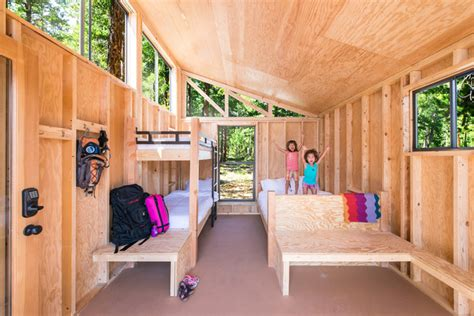 home interior kids modern prefab cabins soon available in california parks