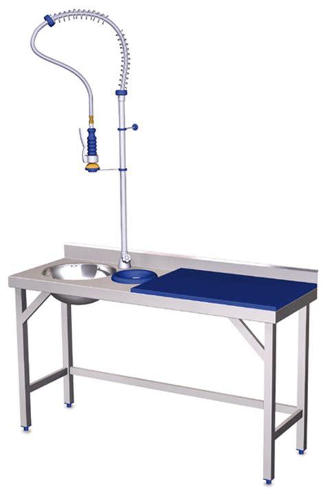 table inox le monde de l acier inoxydable