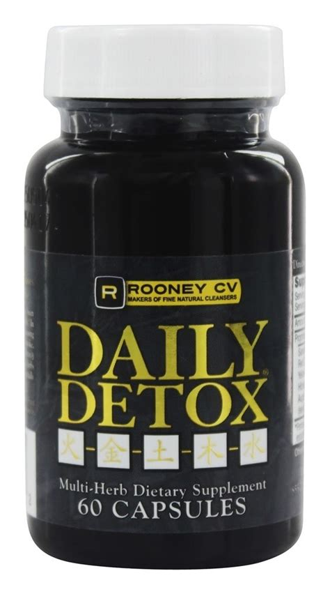 Best Daily Detox by Buy Wellements Daily Detox Capsules 60 Capsules At