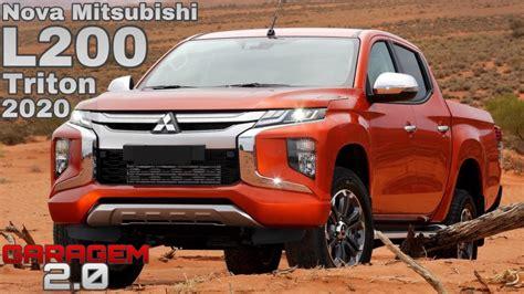 2020 Mitsubishi Triton by Mitsubishi L200 Triton 2020 Garagem 2 0