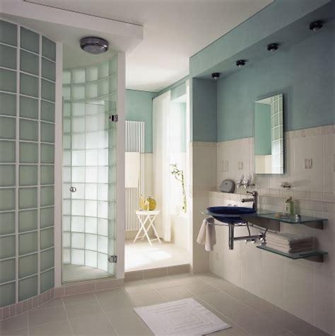 glass blocks bathroom walls shower walls buffalo glass block