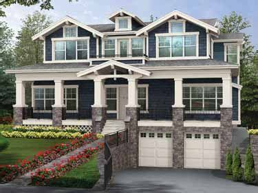 a three story craftsman in seattle more houses for sale craftsman house plans and craftsman homes on pinterest