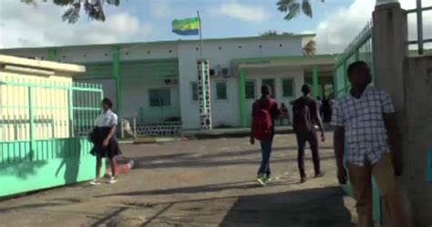 Mba Standoffs by Gabon Schools Reopen Africanews