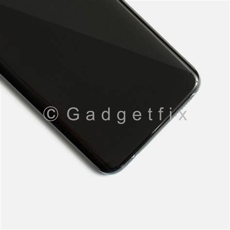 Lcd Samsung S8 Plus Kaca Retak A Stock lcd screen touch screen digitizer frame for samsung