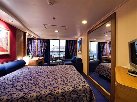 msc preziosa cabina con balcone msc orchestra photos vid 233 o et croisi 232 res sur le navire
