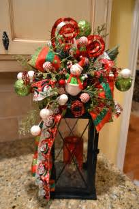 kristen s creations christmas lantern swags