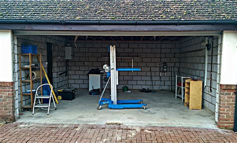 Converting 2 Garage Doors Into 1 by Garage Door Two Doors Or One Pcs Garage Doors