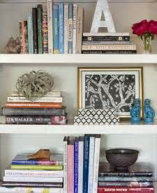 bookshelves decorating ideas decorating a bookcase its overflowing