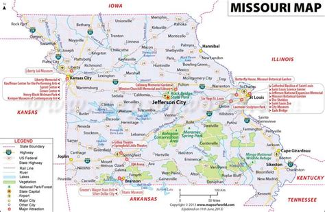 map of southern missouri map of southern missouri and arkansas pictures to