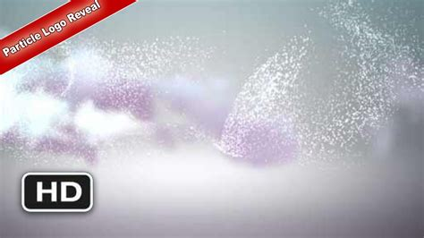 free adobe after effects template ae project particle