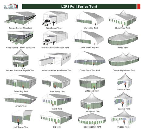 Tenda Cafe Second white wedding tent for marquee tents for sale