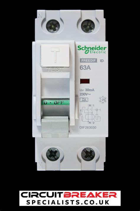 Schneider Electric Id Rccb 16252 schneider electric circuit breaker specialists