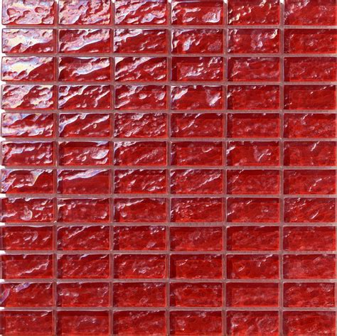 rosso glass onde 23x48 rosso r glass mosaics from mosaico architonic