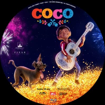 coco blu ray coco dvd covers labels by covercity