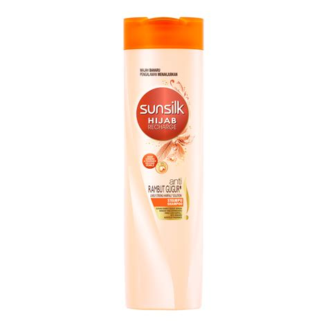 Sunsilk Hair Care Products by Recharge Anti Rambut Gugur Shoo 320 Ml