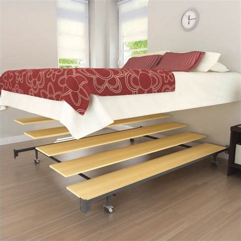 How To Set Up Bed Frame Sonax Wooden Platform Conversion Set Bed Frame Ebay
