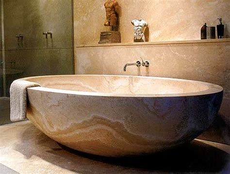 stone baths the rustic bathroom a style guide