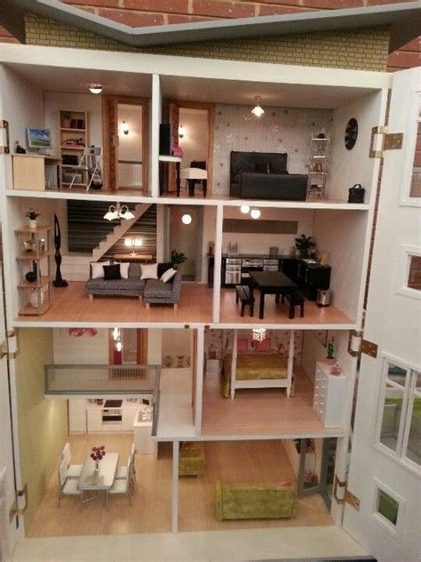 dolls house festival 223 best images about modern dollhouse on pinterest