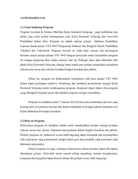 contoh format laporan absensi karyawan moco wo contoh karangan laporan lawatan ke kilang coklat moco wo