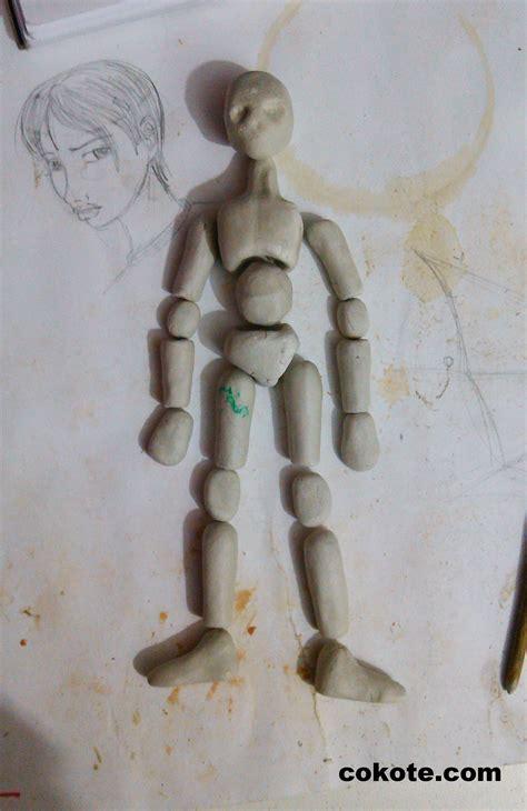 que es una jointed doll haciendo una figura articulada o una bjd parte uno