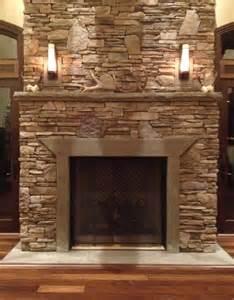 cultured fireplace fireplaces pits kresge masonry excavating inc