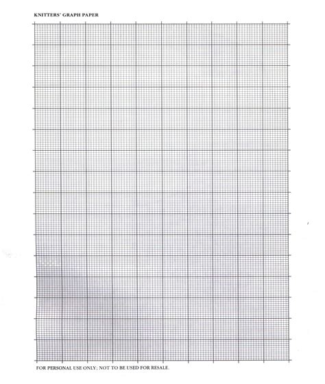 printable graph paper knitting mktc book reviews