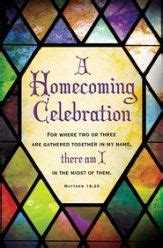 19 Best Home Coming Images On Pinterest Church Ideas Celebration And Anniversary Ideas Church Homecoming Program Template