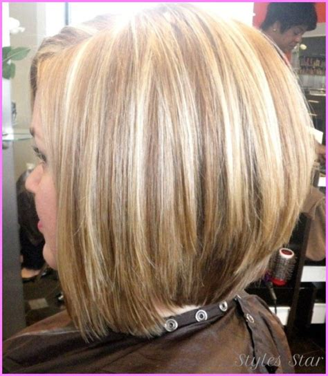 who should get inverted stack hair style medium bob haircut with bangs stylesstar com