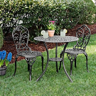 Kirkland Bistro Table Set Bistro Set Patio Dining Sets Kirklands
