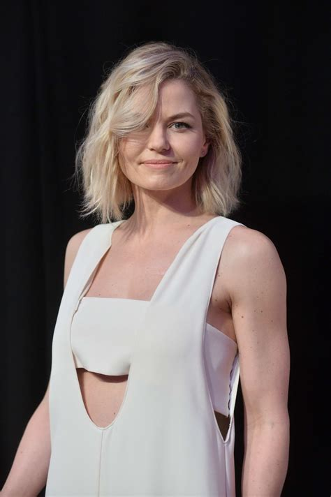 Jennifer Morrison White Dress at Tribeca Film Festival 2017