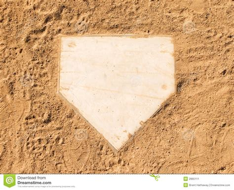 home plate stock image image of shape plate sports