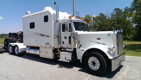 Peterbilt Custom Sleeper by Peterbilt Sleeper Dot Autos Post