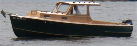 bb outer banks  boat building boat plans lobster boat
