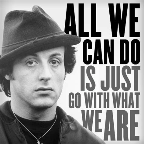 film quotes rocky sylvester stallone from rocky quotes quotesgram