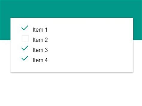 html design checkbox google material design style checkbox transition effect
